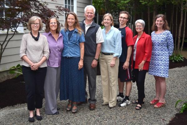 DWMM Board Members (from left) Rhonda Nordstrom, Margaret Rauenhorst, Tammy Lee, John Viehman, Deb Moskowitz, Jesse Simko, Judi Valentine, Barb MacDonald
