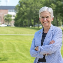 Susan Hunter named president of University of Maine; first woman to hold post hired for 2-year term