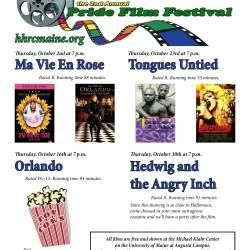 HHRC's Pride Film Festival