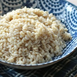 Jazz up humble barley in easy pilaf dish