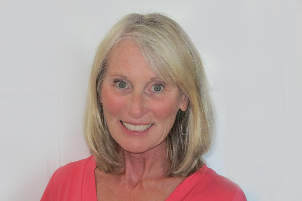 Gail Warner, certified Kripalu yoga teacher