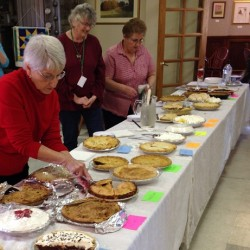 Pies galore and so much more all to benefit area seniors this fall!