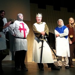 Ten Bucks Theatre goes Wilde in Ellsworth