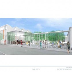 Art center unveils proposed complex for Rockland