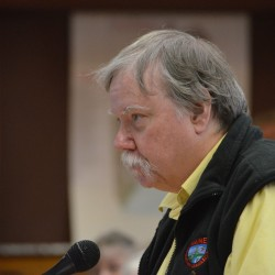 Sangerville selectman rescinds resignation letter, participates in meeting from Florida