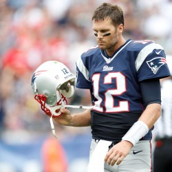 Confident Patriots prepare without Brady