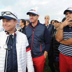 No mystery guests at this Ryder Cup