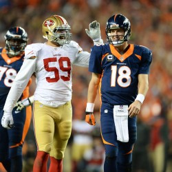 Manning on the money in Broncos' loss to 49ers