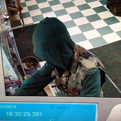 Fairfield police seeking armed robbery suspect