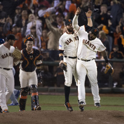 Tim Lincecum throws his first no-hitter as Giants blank Padres