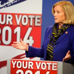 Chellie Pingree best represents 1st District views
