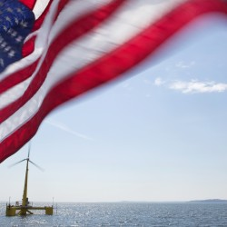 Bristol residents consider tapping UMaine offshore wind power project for free school electricity