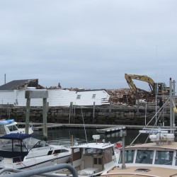 Building a bigger boat: Marine firms look to replace Rockland building for joint venture