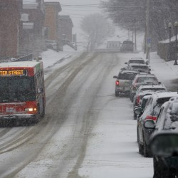 Rockland winter parking ban starts Dec. 1