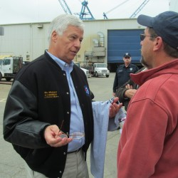 Shared goal of electing Mike Michaud helps Maine state workers union mend 7-year rift with AFL-CIO