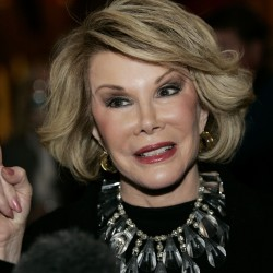Comedian Joan Rivers still on life support, says daughter Melissa