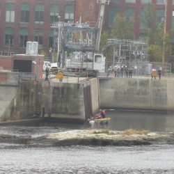 Body discovered in Androscoggin River identified