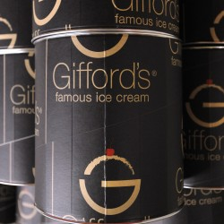 Gifford's wins top prize for vanilla ice cream at World Dairy Expo