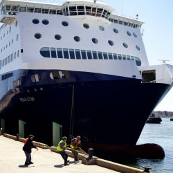 'We're not a taxi; we're a vacation': Nova Star crew, owners add final touches before ferry service relaunch