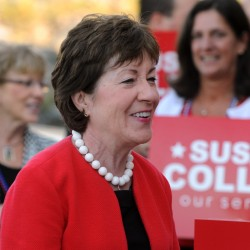 Snowe, Collins vote with Senate GOP to block Democrats' equal-pay bill