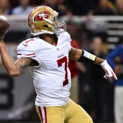 49ers, Colin Kaepernick agree to $110 million deal
