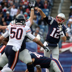 AFC Championship: Brady-Manning only part of equation