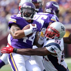 Vereen to get chances in Patriots RB rotation