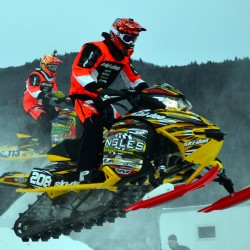 Snowmobile racing series in Monroe makes its debut on Sunday