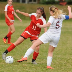 Double overtime goal sends Orono girls soccer to state final