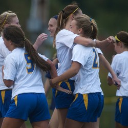 Falmouth takes early lead, holds off Hermon for state Class B girls soccer title