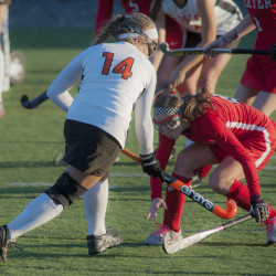 Skolfield, Fadley lift Foxcroft field hockey by Winslow in Eastern Maine Class C final