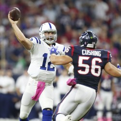 Colts beat Texans 30-17, take AFC South lead