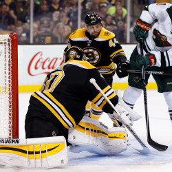 Bruins 2-0 after shootout victory over Winnipeg
