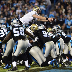 Panthers return to the scene of the Saints
