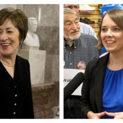Allen, Collins competing for groups' endorsements