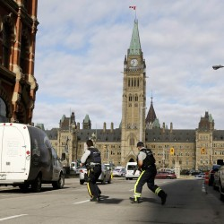 Canada investigates 2 body parts found in mail