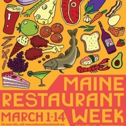 March into Maine Restaurants