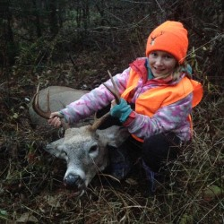 A time for building memories during deer hunt