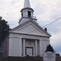 New steps await people entering Frankfort church