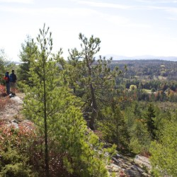 1-minute hike: Pigeon Hill in Steuben