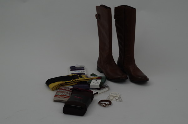 Make her tap her toes: Find the perfect gift for the fashionista on your list at Valentine Footwear women's boutique.
