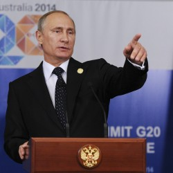Containing Putin