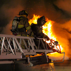 Lack of certified firefighters in Berwick causing delayed response