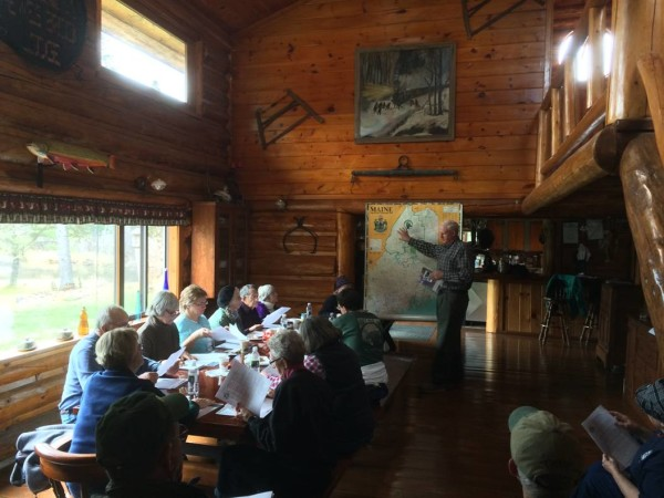 Life in north maine woods attracts national audience for Homestead motors inc portage in