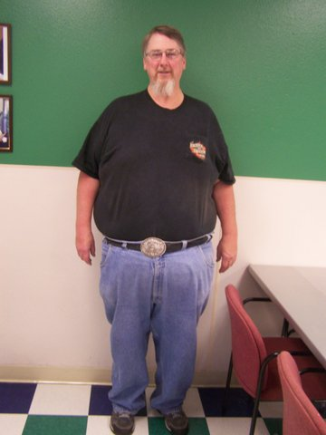 Carmel Man Once 500 Plus Pounds Loses Weight With Community