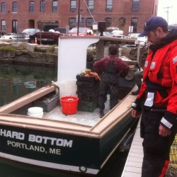 Sailor, 79, found OK after running aground in Casco Bay