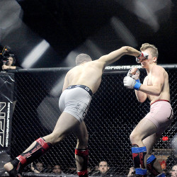 'It was right there and slipped through my hands': Brewer fighter defeated in MMA title bout
