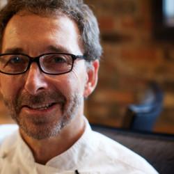 David Turin of David's Restaurant in Portland.