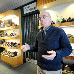 Maine shoe store Lamey-Wellehan celebrates 100 years