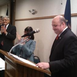 Brewer deputy mayor named mayor for coming year